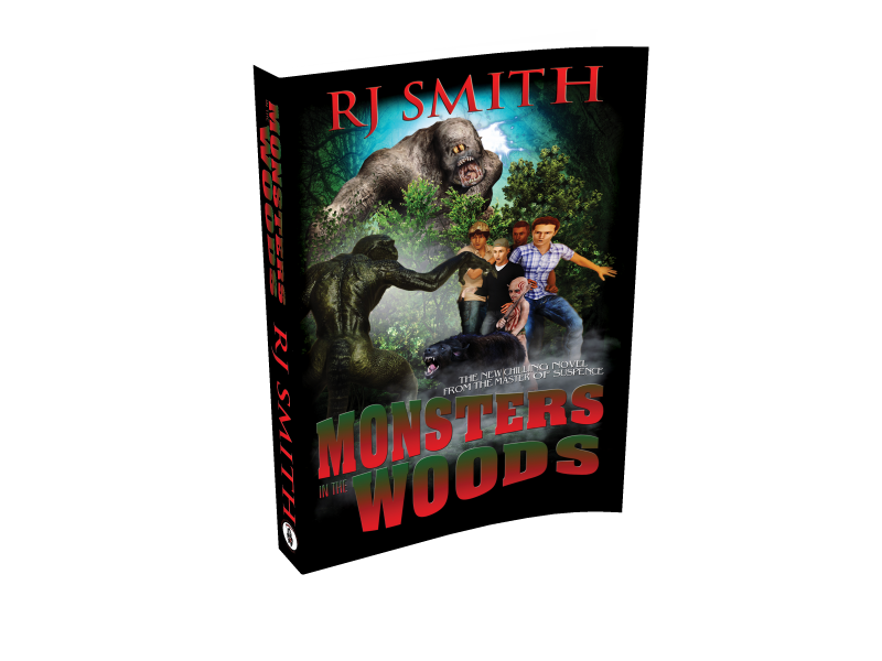 MONSTERS IN THE WOODS (A PREVIEW) – RJ Smith