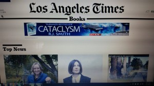 CATACLYSM in LA TIMES