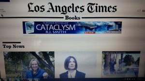 CATACLYSM in LA TIMES
