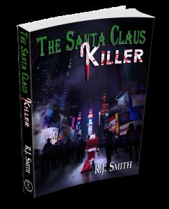 DEBUT NOVEL The Santa Claus Killer May 2013