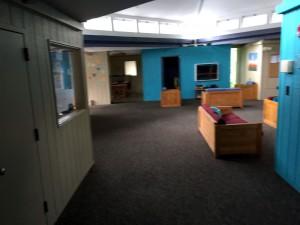 Fulton Cottage Day Room